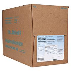 ISOTONISCHE NaCl BC 9 mg/ml 0,9% Inf.-L.Plastikfl. 10x500 Milliliter N2