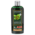 LOGONA Farbpflege Shampoo Haselnuss 250 Milliliter