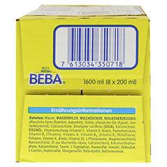NESTLE BEBA Pro 1 flüssig 8x200 Milliliter - Rechte Seite