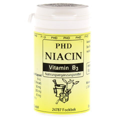 NIACIN Kapseln 70 St�ck