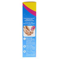 SCHOLL Velvet smooth elektr.Nagelpflege Vort.pink 1 Stück - Linke Seite