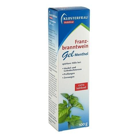 Klosterfrau Franzbranntwein-Gel Menthol 100 Gramm