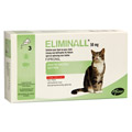 ELIMINALL 50 mg L�sung zum Auftropfen f.Katzen 3x50 Milligramm