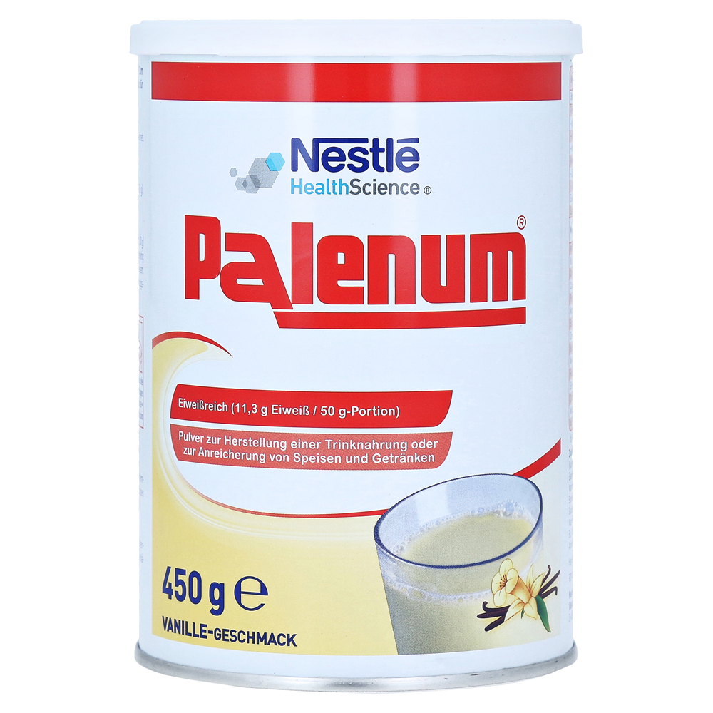 palenum vanille pulver 450 gramm online bestellen medpex. Black Bedroom Furniture Sets. Home Design Ideas