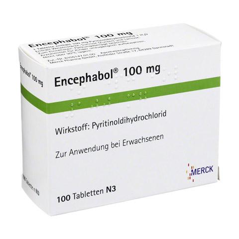 Encephabol 100mg 100 Stück N3