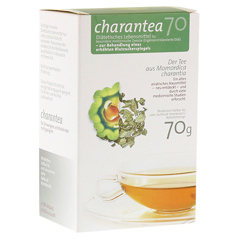 CHARANTEA Momordica Tee 70 Gramm
