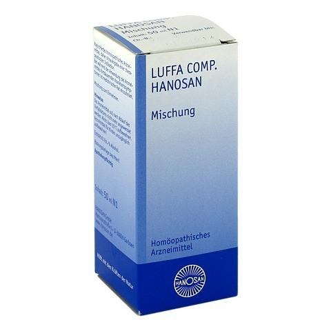 LUFFA COMP.Hanosan Tropfen 50 Milliliter N1