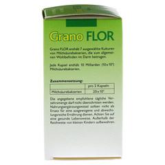 GRANOFLOR probiotisch Grandel Kapseln 60 Stück - Linke Seite