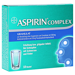 ASPIRIN COMPLEX 10 St�ck N1