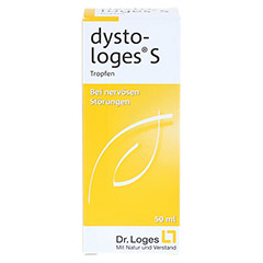 DYSTO LOGES S Tropfen 50 Milliliter N1 - Vorderseite