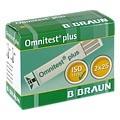 OMNITEST Plus Blutzucker Teststreifen 2x25 Stück