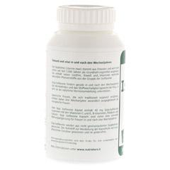 SOJA ISOFLAVONE 40 mg Kapseln 200 St�ck - Linke Seite