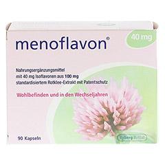 MENOFLAVON 40 mg Kapseln 90 St�ck - Vorderseite