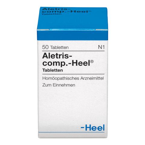 ALETRIS COMP.Heel Tabletten 50 St�ck N1