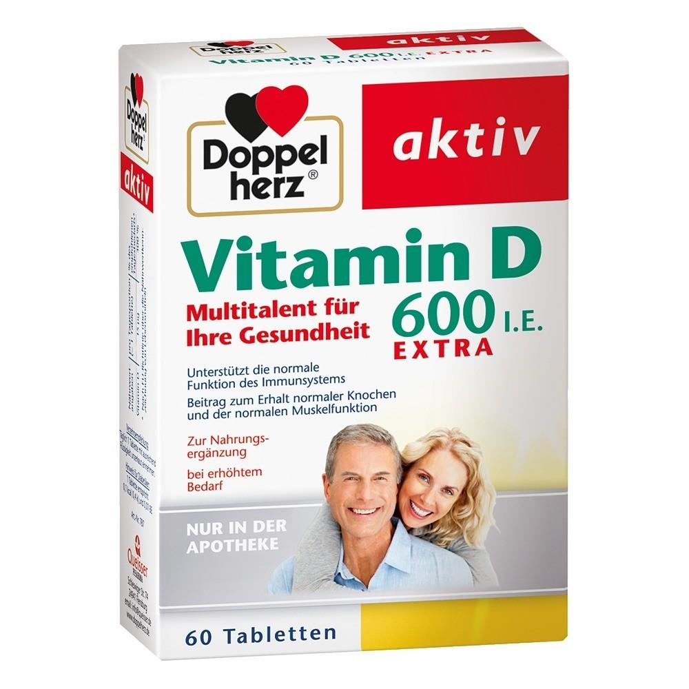 erfahrungen zu doppelherz vitamin d 600 i e tabletten 60. Black Bedroom Furniture Sets. Home Design Ideas