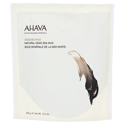 Ahava Natural Dead Sea Body Mud 400 Gramm