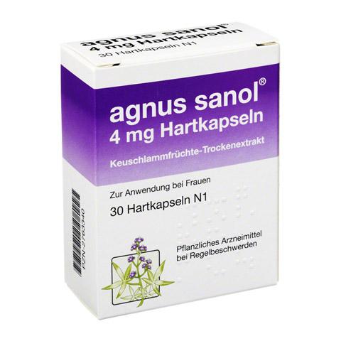 Agnus sanol 4mg 30 St�ck N1