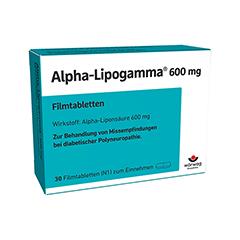 Alpha-Lipogamma 600mg 30 St�ck N1