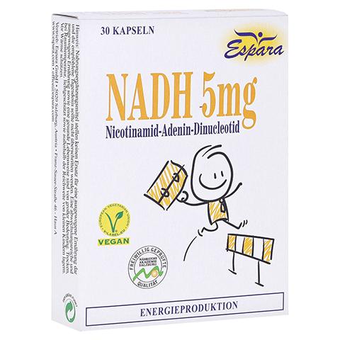 NADH 5 mg Kapseln 30 Stück