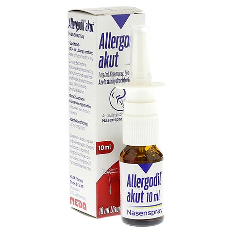 Allergodil akut 10 Milliliter N1