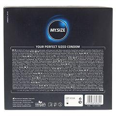 MYSIZE 64 Kondome 36 Stück - Rückseite