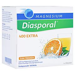 MAGNESIUM DIASPORAL 400 Extra Trinkgranulat 50 Stück