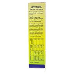 ZIRKULIN Vitamine u.Mineralst.f.Vegetarier+Veganer 20 Stück - Rechte Seite