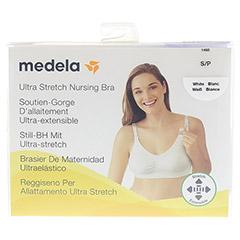 MEDELA Schwangerschafts- u.Still-BH S weiß 1 Stück - Vorderseite