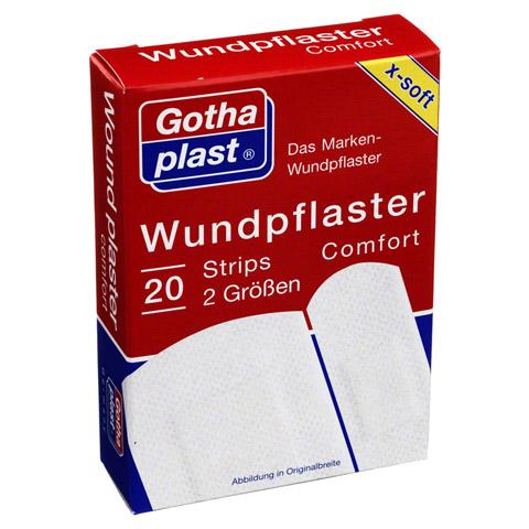 GOTHAPLAST Wundpfl.comfort 2 Größen 20 Stück