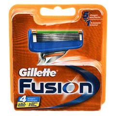 GILLETTE Fusion 4er Klingen 1 Stück