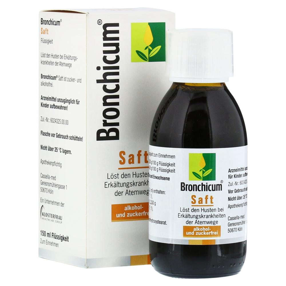 Erfahrungen zu Bronchicum 150 Milliliter N1 - medpex