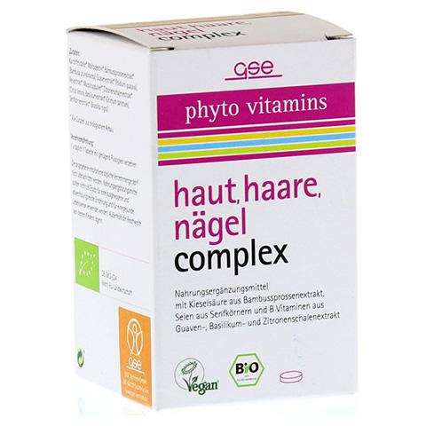 HAUT HAARE Nägel Complex Bio Tabletten 60 Stück
