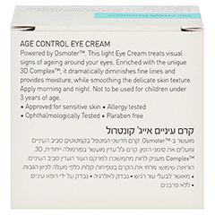 Ahava Age Control Eye Cream 15 Milliliter - R�ckseite