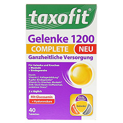 TAXOFIT Gelenke 1200 complete Tabletten 40 St�ck - Vorderseite