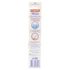 COLGATE Total Zahnfleisch-Plus Zahnb�rste 1 St�ck - R�ckseite