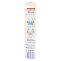 COLGATE Total Zahnfleisch-Plus Zahnbürste 1 Stück - Rückseite