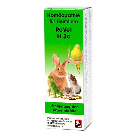 REVET H 3c Globuli f.Heimtiere 10 Gramm