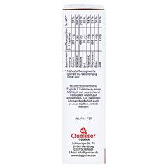 DOPPELHERZ Frauen Mineralien Depot Tabletten 30 Stück - Linke Seite