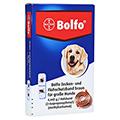 BOLFO Flohschutzband braun f.gro�e Hunde