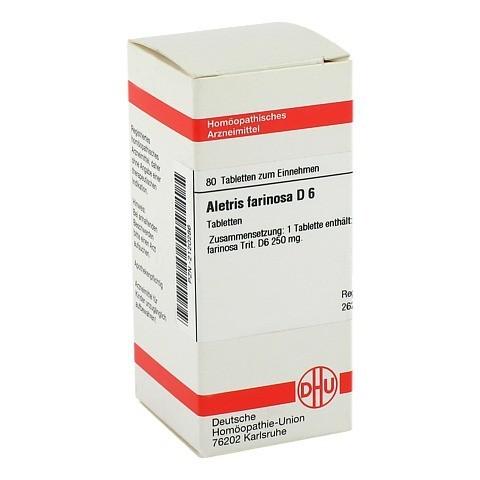 ALETRIS FARINOSA D 6 Tabletten 80 Stück N1