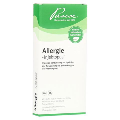 ALLERGIE-INJEKTOPAS Injektionslösung Ampullen 10x2 Milliliter N1