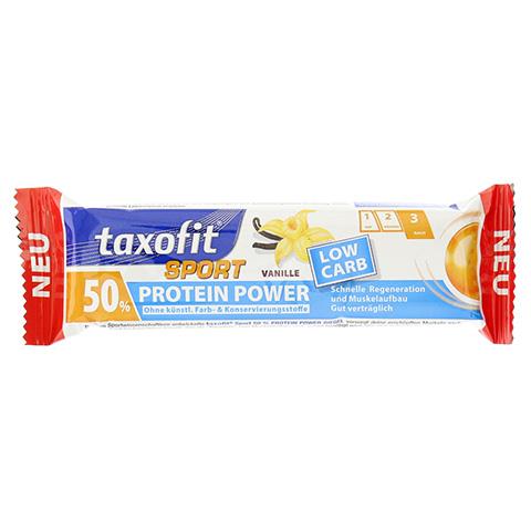 TAXOFIT Sport Protein Power Vanille Riegel 1 St�ck