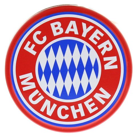CUPPER Sport FC Bayern München Bonbons 60 Gramm