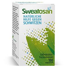 SWEATOSAN �berzogene Tabletten 100 St�ck