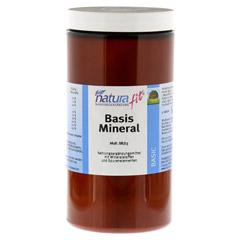 NATURAFIT Basis Mineral Pulver 300 Gramm