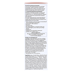 EUCERIN Sun Gel-Creme Oil Contr.Anti-Gl.Eff.LSF 30 50 Milliliter - Linke Seite