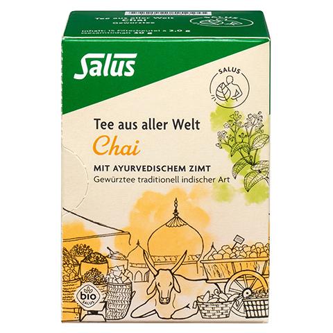 CHAI Tee Bio Salus Filterbeutel 15 St�ck