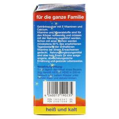 XENOFIT hei�e Hexe Granulat Beutel 10x9 Gramm - Rechte Seite