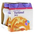 FORTIMEL Jucy Orangengeschmack 4x200 Milliliter