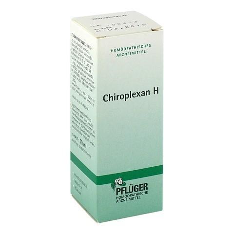 CHIROPLEXAN H Tropfen 50 Milliliter N1